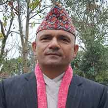 Prem giri- Board of director of Panchase cable car