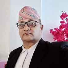 Prem Sharma Subedi- Board of director of Panchase Cable Car